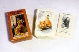 Cagliostro Tarot Deck - fortune telling