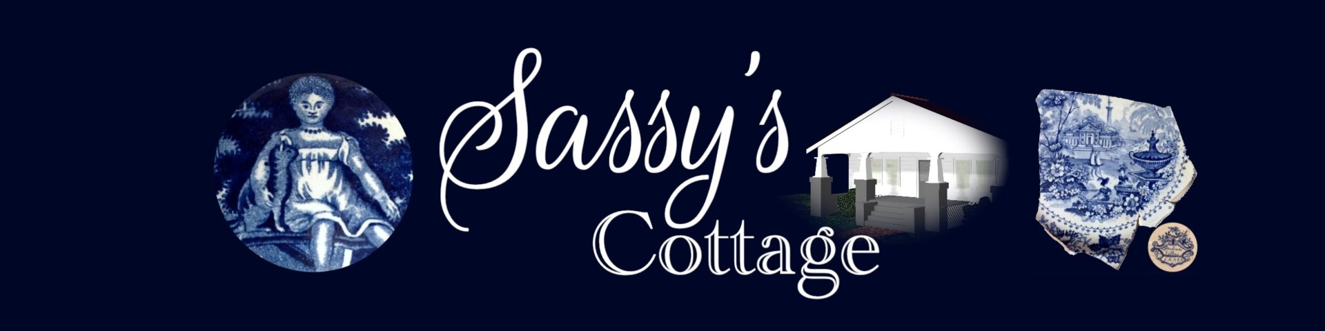 Sassy's Cottage - Antiques, Vintage, Collectibles, Photography
